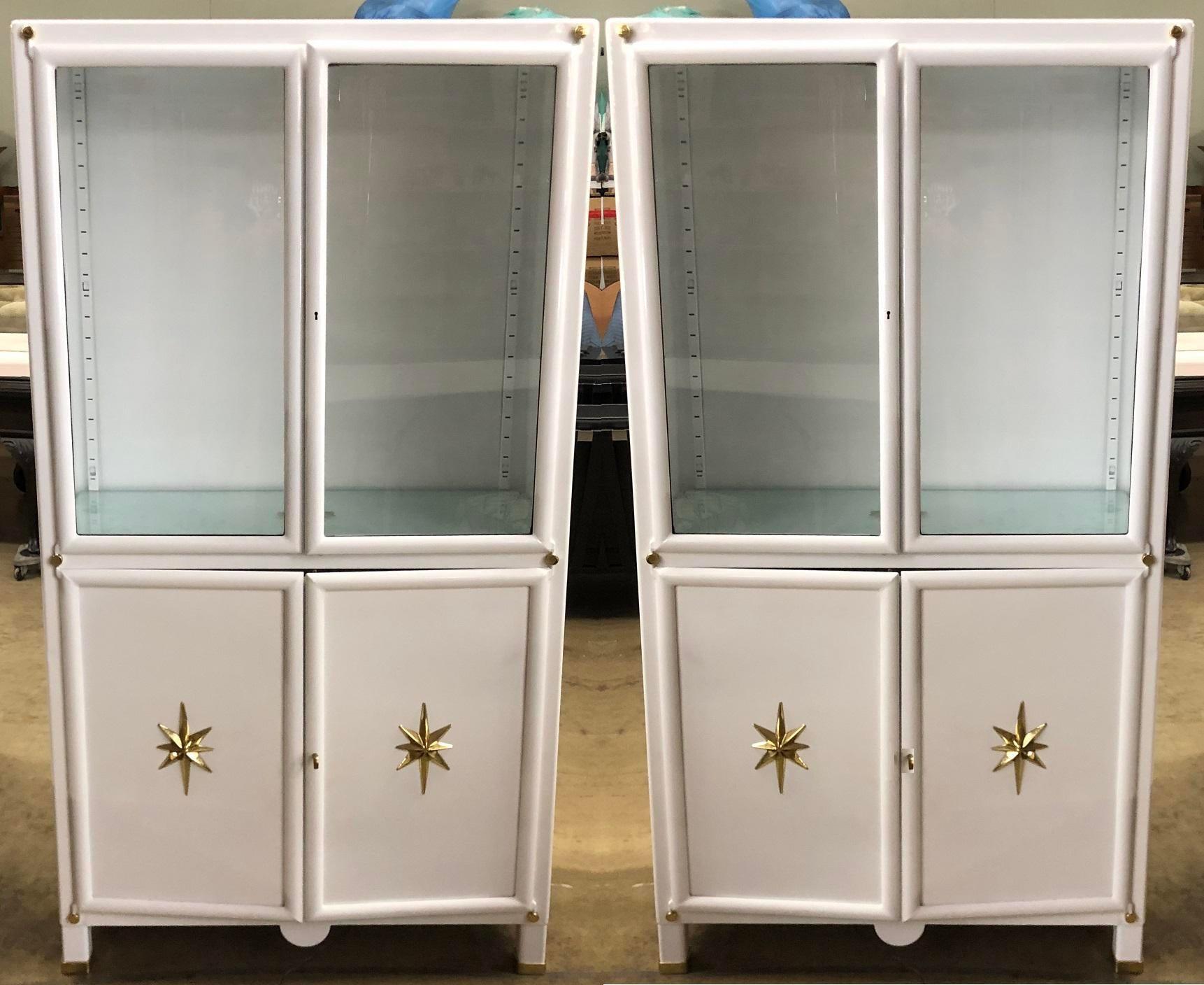 Metal Superb Pair Of Vintage Metal Dental Cabinets   Restored For Sale    Image 7 Of