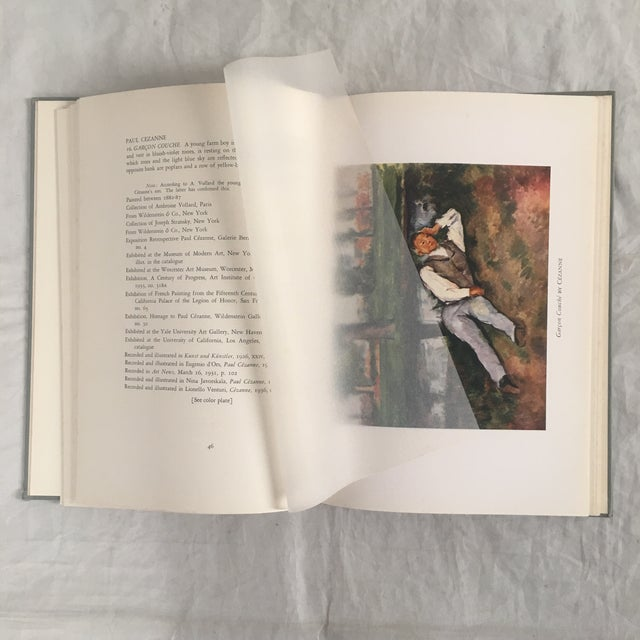 1958 Sotheby's Impressionist & Post-Impressionist Art Auction Catalog For Sale In Los Angeles - Image 6 of 10