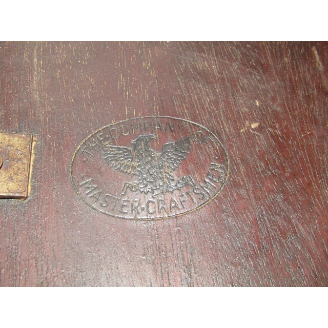 Master Craftsman Chippendale End Tables - A Pair - Image 4 of 4