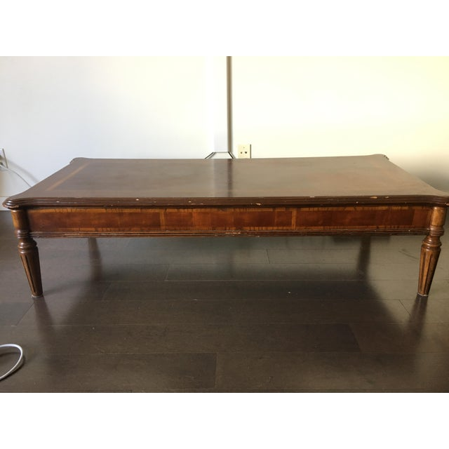 Vintage Traditional Coffee Table - Image 2 of 6