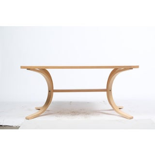 Asko Mid-Century Modern-Style Birch Coffee Table Preview