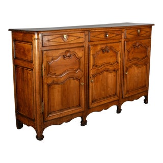 18th Century French Country Enfilade or Sideboard For Sale