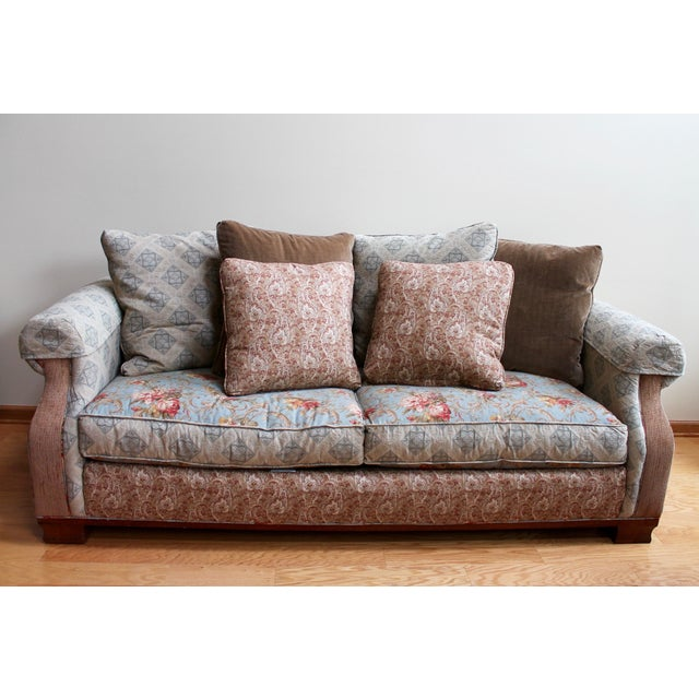 Custom Vanguard Stetson Sofa - Image 8 of 11