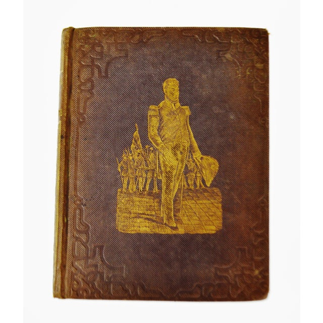 1847 Pictorial Life Of General Lafayette Hardcover Book - Image 2 of 11