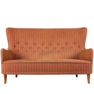 """Carl Malmsten """"Patronen"""" Sofa For Sale"""