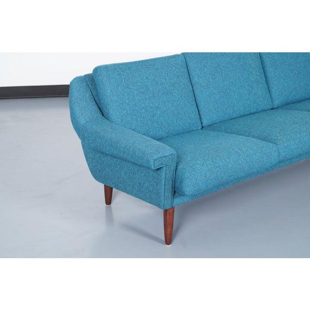 Hans Wegner Danish Modern Sofa For Sale - Image 4 of 7