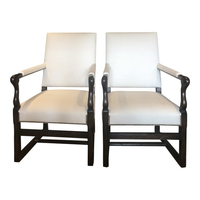 Alfonso Marina Rennes II Chairs - A Pair For Sale