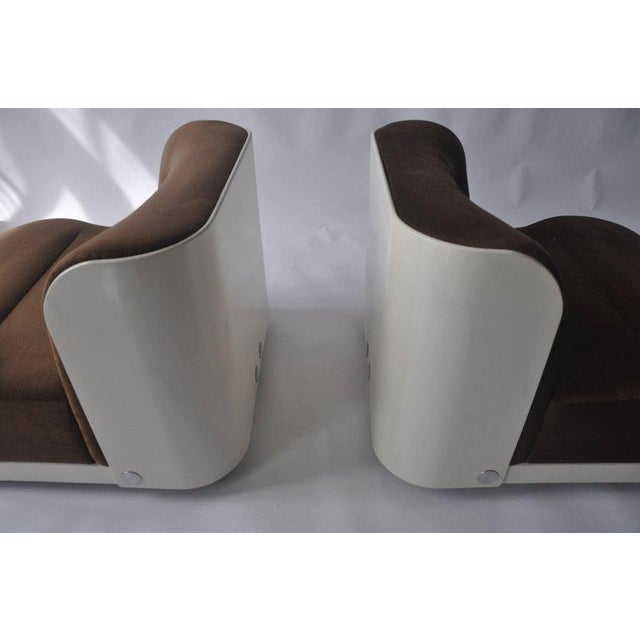 """Pair of """"Trinom"""" Lounge Chairs by Peter Maly For Sale In Boston - Image 6 of 8"""