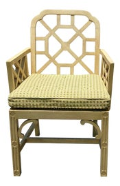 Image of Yellow Dining Chairs