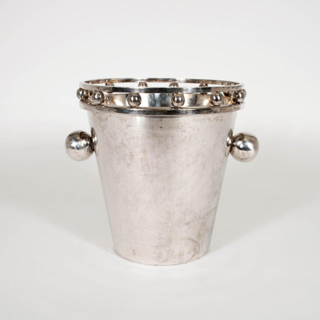 Larry Laslo Champagne Bucket For Sale - Image 11 of 11