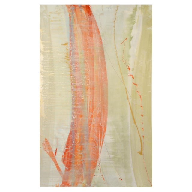 Untitled Abstract Painting 7453 For Sale