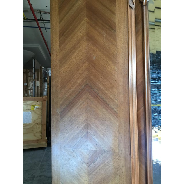 Wood 19th Century French Armoire For Sale - Image 7 of 10