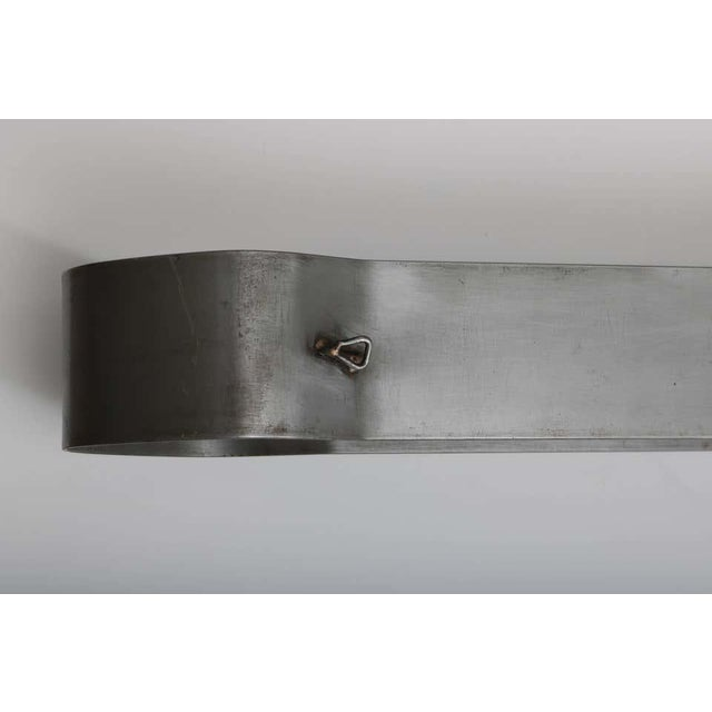 Wall Mount Can Opener Sculpture by Curtis Jere in Stainless Steel For Sale - Image 10 of 11