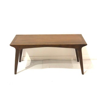 Mid Century Bench or Table by John Van Koert for Drexel Preview