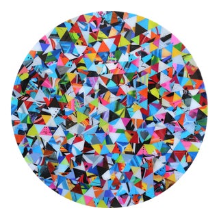 """Confetti #1"" Original Artwork by Nicola Katsikis For Sale"
