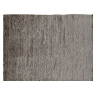 Stark Studio Rugs Contemporary New Oriental 50% Wool/50% Viscose Rug - 9′1″ × 12′ For Sale