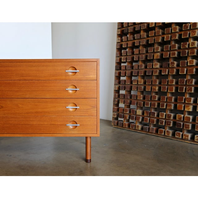 Ry Mobler Hans Wegner Chests - Set of 3 For Sale - Image 4 of 13