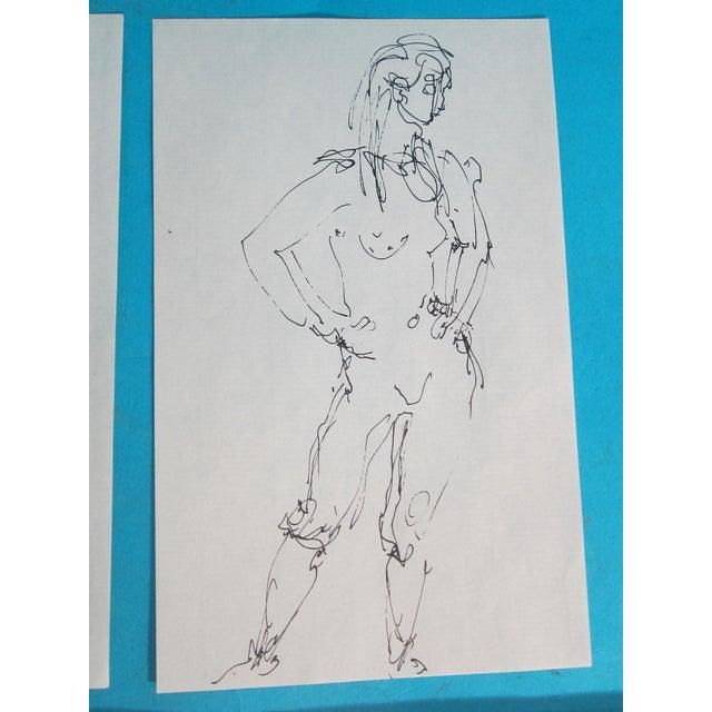 Nude Studies - Set of 4 - Image 6 of 6
