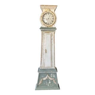 Antique Gustavian Style Danish Bornholmer/Mora Clock For Sale