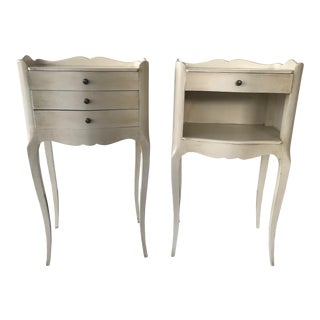 20th Century French End Tables - a Pair For Sale