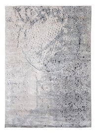 Image of Ecru Contemporary Handmade Rugs