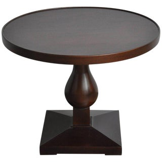 Dunbar Occasional Side Table by Edward Wormley For Sale