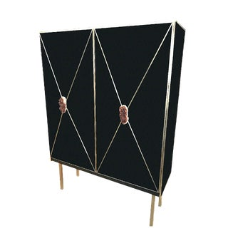 Robinson Bar Cabinet by MarGian Studio For Sale