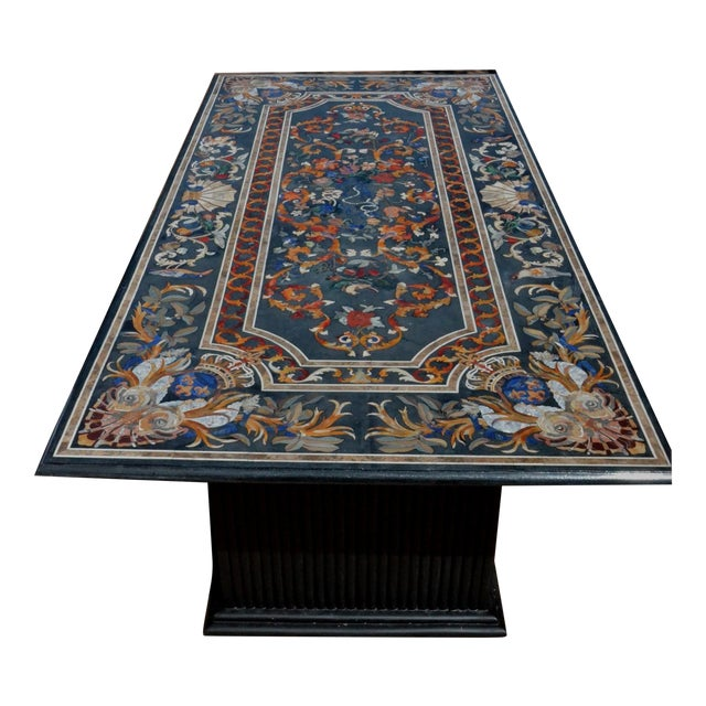 Roman Renaissance Pietra Dura (Pietre Dure) Table For Sale