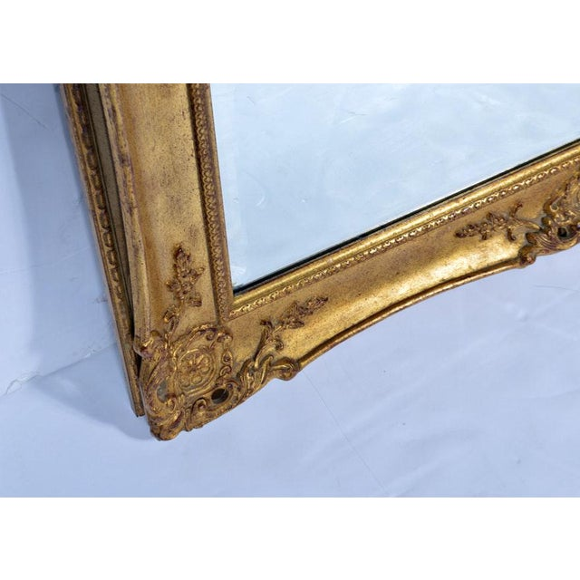 Add some serious Versailles glam to your abode with this gorgeous La Barge beveled glass mirror. This vintage piece...