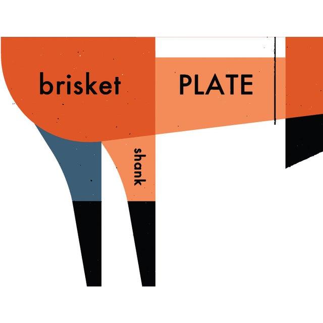 Raymond Biesinger 2011 Beef Cut Poster - Image 4 of 6