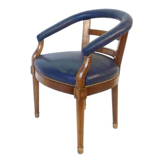 American Barrel-back Armchair For Sale