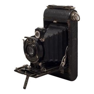"Antique Eastman Kodak ""No. 1 Pocket Kodak"" Folding Camera C.1909 For Sale"