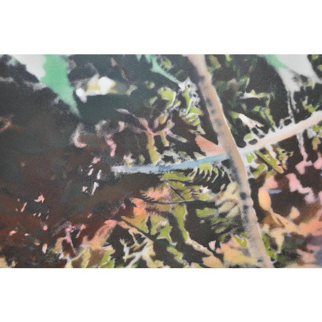 "David T. Kessler ""Reflected Overhang"" Lithograph For Sale - Image 4 of 9"