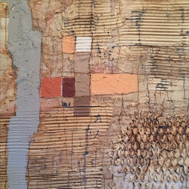 Abstract Contemporary Mixed Media by Lee Burr - Image 4 of 11