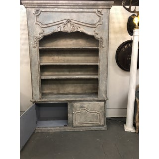 French Style Bookcase Preview