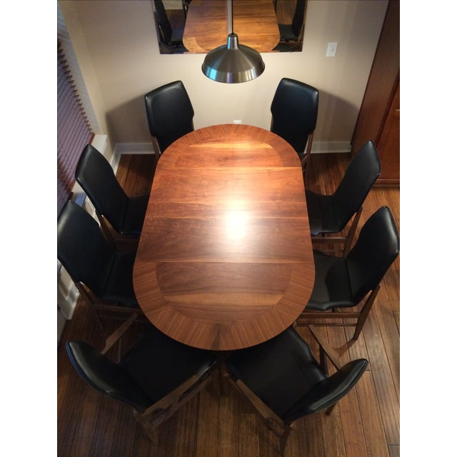 Mid Century Table & Chairs Dining Set - Image 10 of 11
