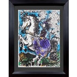 Image of Pablo Picasso Lithograph Limited Edition Framed Print For Sale