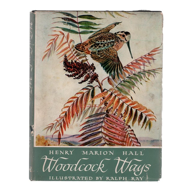 "1946 ""Woodcock Ways"" Coffee Table Book For Sale"
