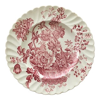 """Royal Staffordshire Clarice Cliff """"Charlotte"""" Plate For Sale"""