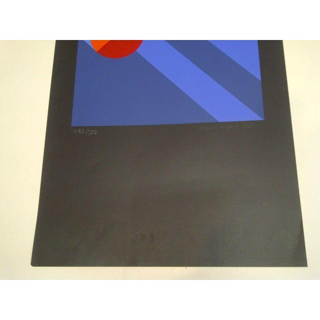 """""""Rising Circles"""" Signed Print - Image 7 of 7"""
