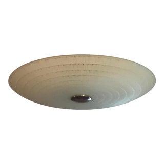 Mid Century Ceiling Light Fixture