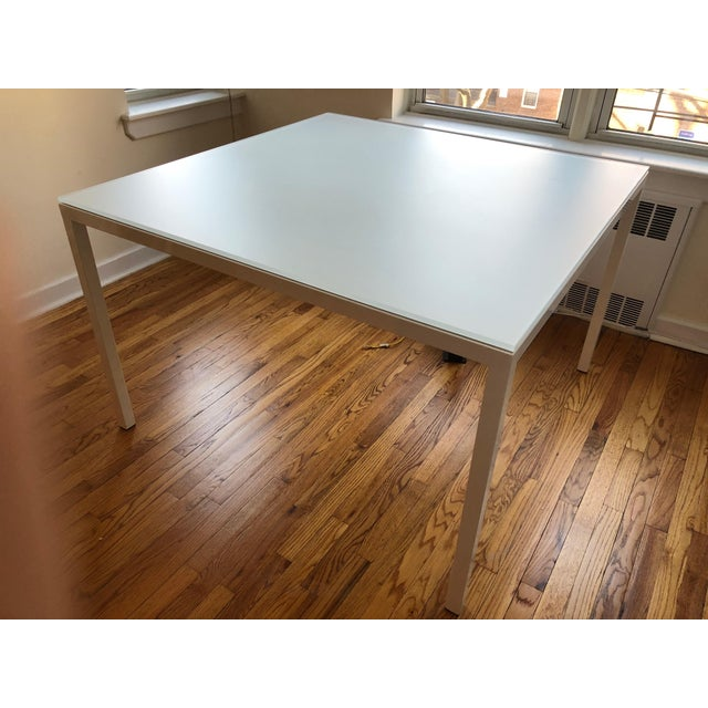 Room and Board Custom Pratt Table For Sale - Image 10 of 10