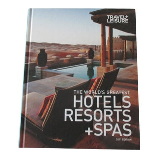 The World's Greatest Hotels, Resorts and Spas Book For Sale