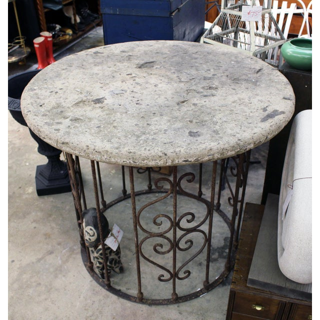 American Classical Unique Coral Table For Sale - Image 3 of 7