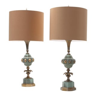 Hollywood Regency Table Lamps For Sale