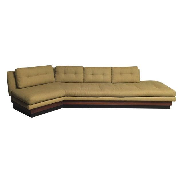 Adrian Pearsall Platform Sofa - Image 1 of 6