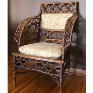 Victorian Wicker Side Chair Preview