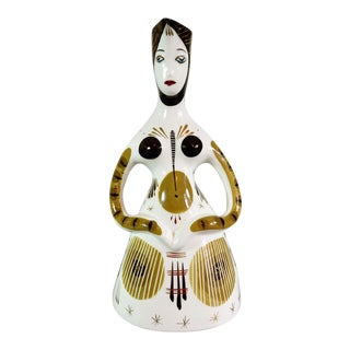 Sascha Bratsoff Mid Century Lady Pitcher or Ewer For Sale