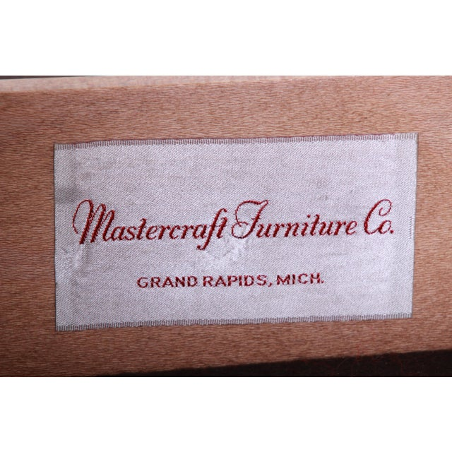 Mastercraft Burl Wood Sideboard For Sale - Image 12 of 13