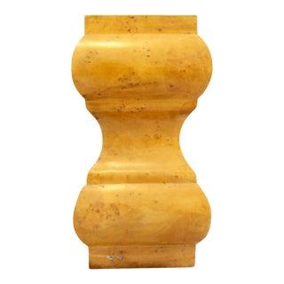 20th Century Italian Wood Pedestal For Sale
